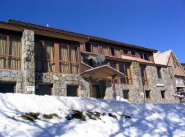 Boonoona Ski Lodge, Perisher Valley (Thredbo yakınında)