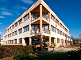 Vasvirág Hotel, Celldömölk (Marcalgergelyi közelében)