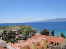 Hotel Residence Thalassa, Reggio di Calabria (Gallico Marina yakınında)