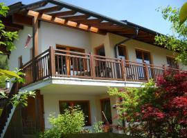 Golf & Ski Appartements Lesak, Zell am See (Aufhausen yakınında)