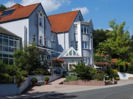 Hotelpension Vitalis, Bad Hersfeld (Gittersdorf yakınında)