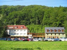 Hotel Skalní Mlýn, Blansko