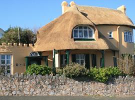 The Minadab Cottage, Teignmouth (tuvumā vietai Dawlish)