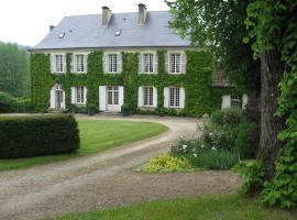Le Bourdil Blanc B&B, Saint-Sauveur (рядом с городом Queyssac)