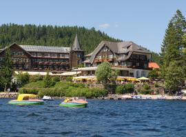 Romantik Hotel Treschers Schwarzwald