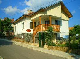 The House of Petar Levski, Berkovitsa (Dŭlgi Del yakınında)