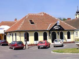 Halászcsárda-Panzió, Körmend (рядом с городом Egyházasrádóc)