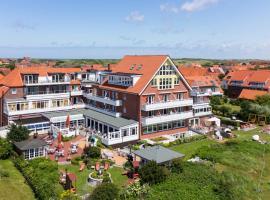 Romantik Hotel Achterdiek, Juist