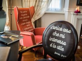 Victoria Hotel Letterario, Trst