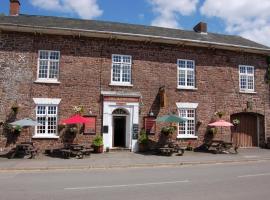 The Mitre Inn, Witheridge (рядом с городом Rackenford)