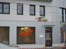 Fine Restaurant & Apartments, Malacky (Jakubov yakınında)