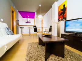 Apartamentos 16:9 Suites Almería, Almería