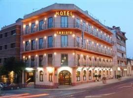 薩比奧特酒店