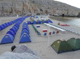 Khasab Musandam Campsite, Shamm