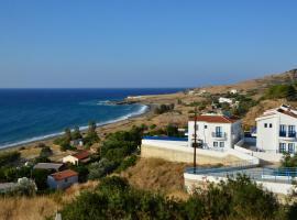 Capedee Villas, Pachyammos (Pomos yakınında)