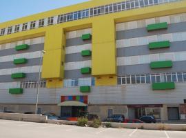 Apartamentos Turisticos Mediterraneo, Картахена (рядом с городом Ла-Пальма)