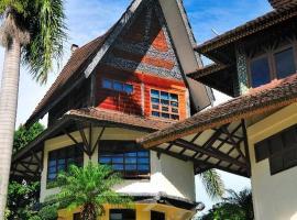 Sapadia Hotel and Cottage Parapat, Parapat (рядом с городом Laguboti)