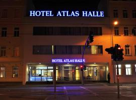 Hotel Atlas Halle, Halle an der Saale (Dieskau yakınında)