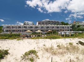 Wavecrest Resort, Montauk (in de buurt van Amagansett)