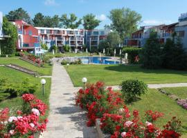 Studios in Apoloniya Beach Holiday Village