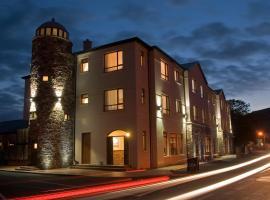 Beach Hotel & Restaurant, Downings (рядом с городом Drum Irish)