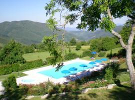Casa Vacanze Miravalle, Minucciano (Pugliano yakınında)