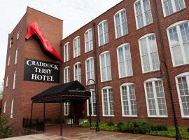 Craddock Terry Hotel & Event Center, Lynchburg
