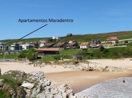 Apartamentos Maradentro, Soto de la Marina (Sancibrián yakınında)