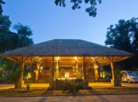 DuSai Resort & Spa, Maulvi Bāzār (рядом с городом Dharmanagar)