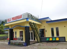 Villa Pinaringan, Sarangan