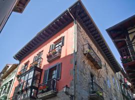 Hotel Palacio Oxangoiti, Lekeitio