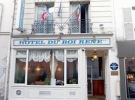 Hôtel Roi René, Париж