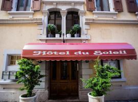 Hôtel du Soleil, Villeneuve