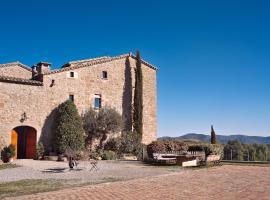 La Garriga de Castelladral, Castelladral (рядом с городом Suria)