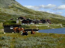 Smuksjøseter Fjellstue