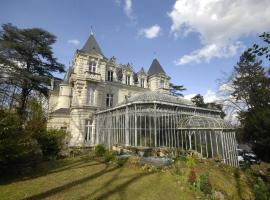 Château Bouvet Ladubay, Сомюр (рядом с городом Сент-Илер)