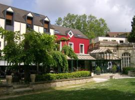 Hôtel Restaurant Du Parc de la Colombière, Дижон (рядом с городом Лонвик)