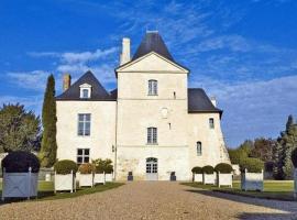 Chateau De Charge, Razines (рядом с городом Saint-Gervais-les-Trois-Clochers)