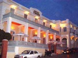 Tinion Hotel, Tinos