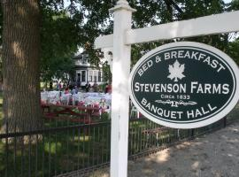 Stevenson Farms-Harvest Spa B & B, Alliston