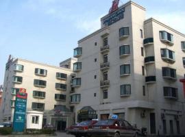 Jinjiang Inn - Yangzhou Siwangting Road, Yangzhou (Shuangqiao yakınında)