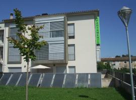 Apartaments Verd Natura, Olot (La Pinya yakınında)