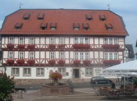 Hotel Altes Rathaus, Wolfhagen