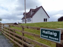 Hallaig Guest House, Стаффин