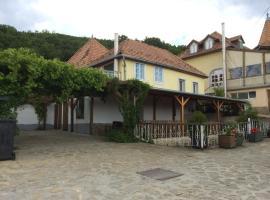 Öreghegy Hotel Wellness Panzió és Turistaszálló, Шюмег (рядом с городом Sümegprága)