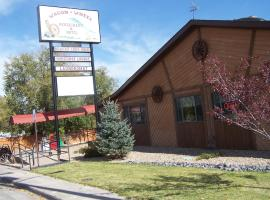 Wagon Wheel Restaurant, Bar & Motel, Mesa
