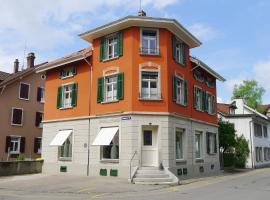Die Bleibe - Bed & Breakfast in Winterthur-Töss, Winterthur (Brütten yakınında)