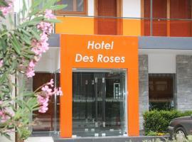Hotel Des Roses, Athena
