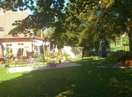 Ferienhaus Bonhoeffer, Thale (Friedrichsbrunn yakınında)