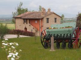 Agriturismo Il Pino, Sant'enea (San Martino in Colle yakınında)